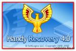 Handy Recovery - для восстановления файлов