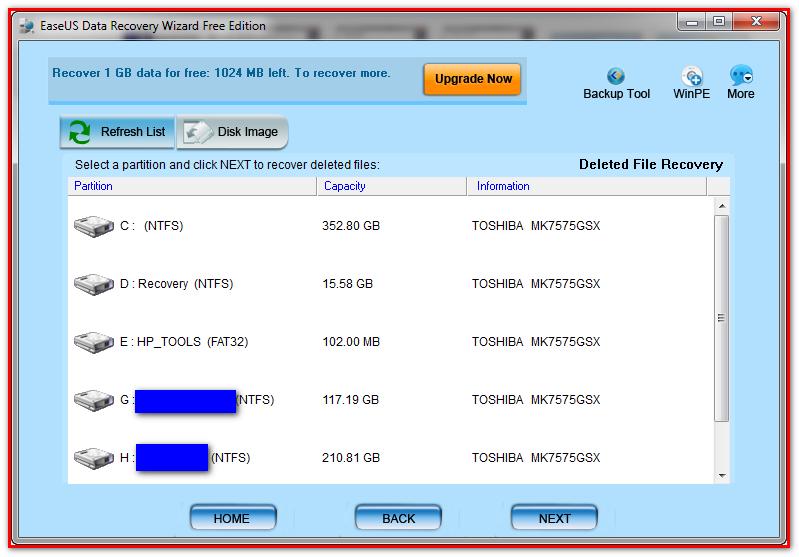 Программы Для Восстановления Стертых Файлов