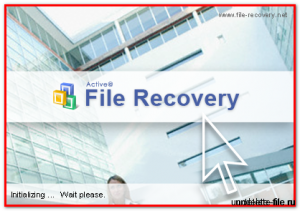 Activ File Recovery