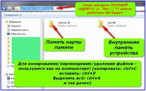 Как пользоваться Software Data Cable
