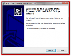 Как установить Data Recovery Wizard