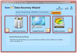Как работать с Data Recovery Wizard