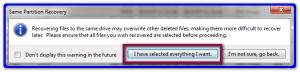 Сохраняем файлы