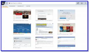Веб-браузер Firefox для смартфонов на Google Android