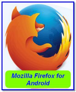 Firefox на Android скачать