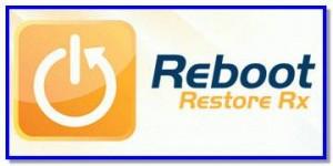 Reboot Restore Rx программа для восстановления системы