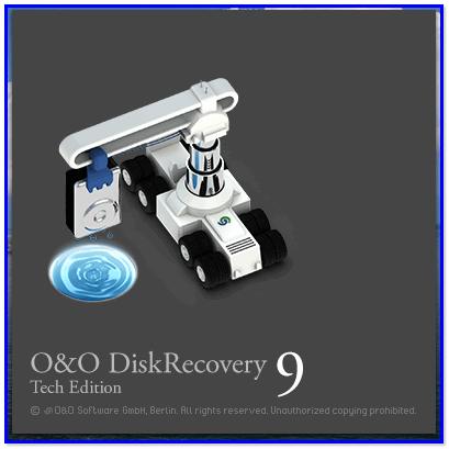 Программа Disk Recovery 9