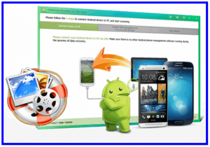 Restore files on smartphones