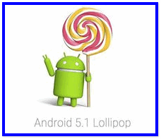 Версия Android Lollipop 5.1