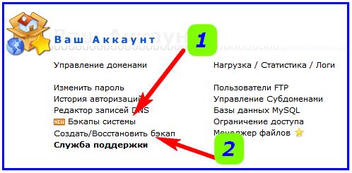 Как вернуть удаленные файлы на хостинге drupal 7 установка на хостинг