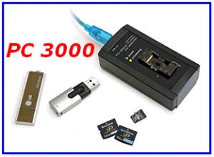 PC-3000 для флешек