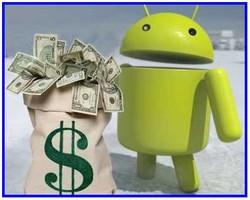 Заработок на приложениях android