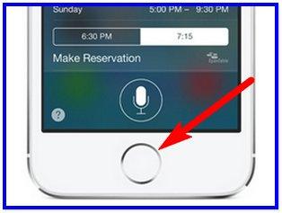 Кнопка home на телефонах apple