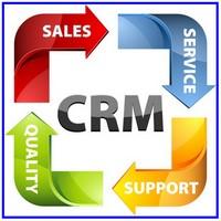 Схема CRM