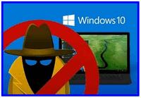 Как мы отключим слежение на ОС Windows 10?