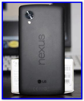 Смартфон Lg Nexus 5