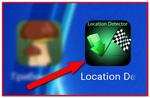 Location Detector - лучший навигатор для леса