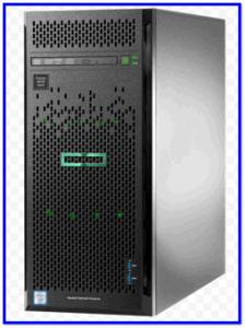 HP Proliant ML110 Gen9