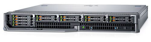 Блейд-сервер Dell Poweredge m830