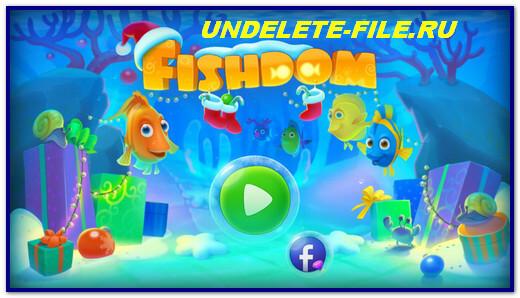 Igra fishdom dlja android