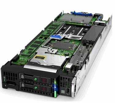 Блейд-сервер HPE ProLiant BL460c Gen10