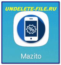 Mazito app icon