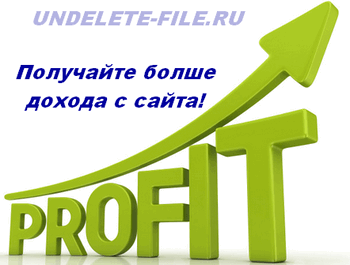 Increase profits from the site