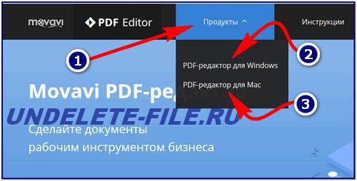 Choosing a version for mac or windows