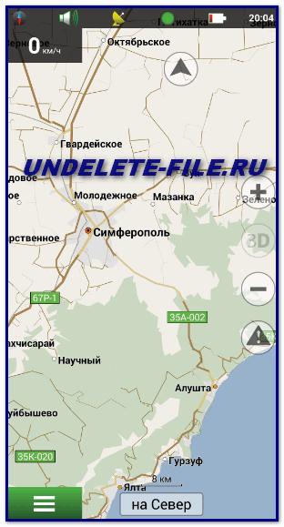 Mapf for Navitel